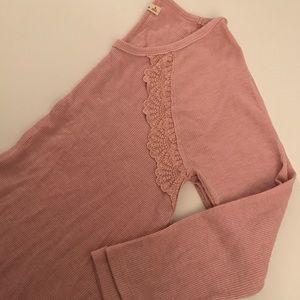 HOLLISTER Pink Shirt